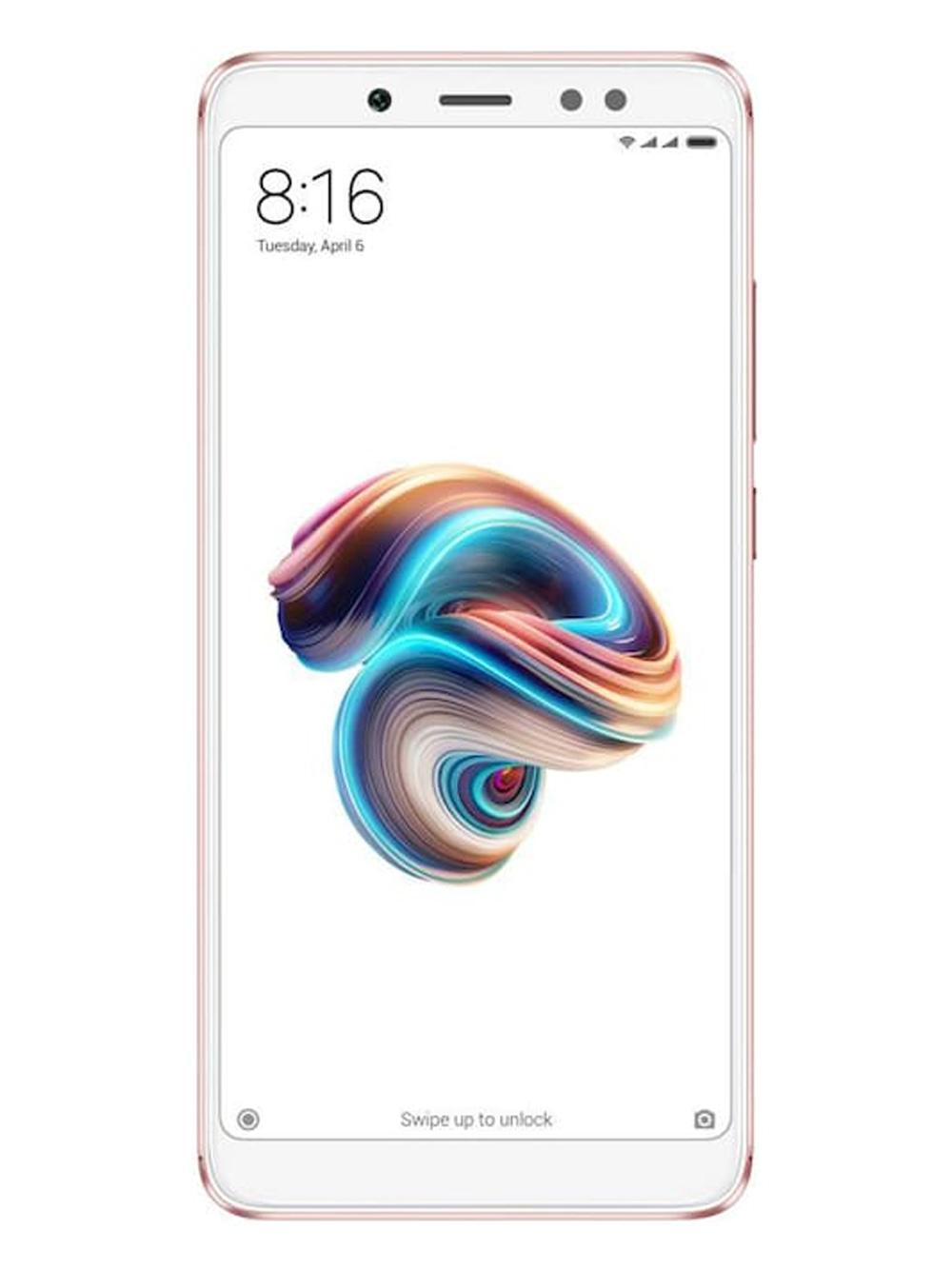 Mi Redmi Note 5 Pro 64 GB (Rose Gold)