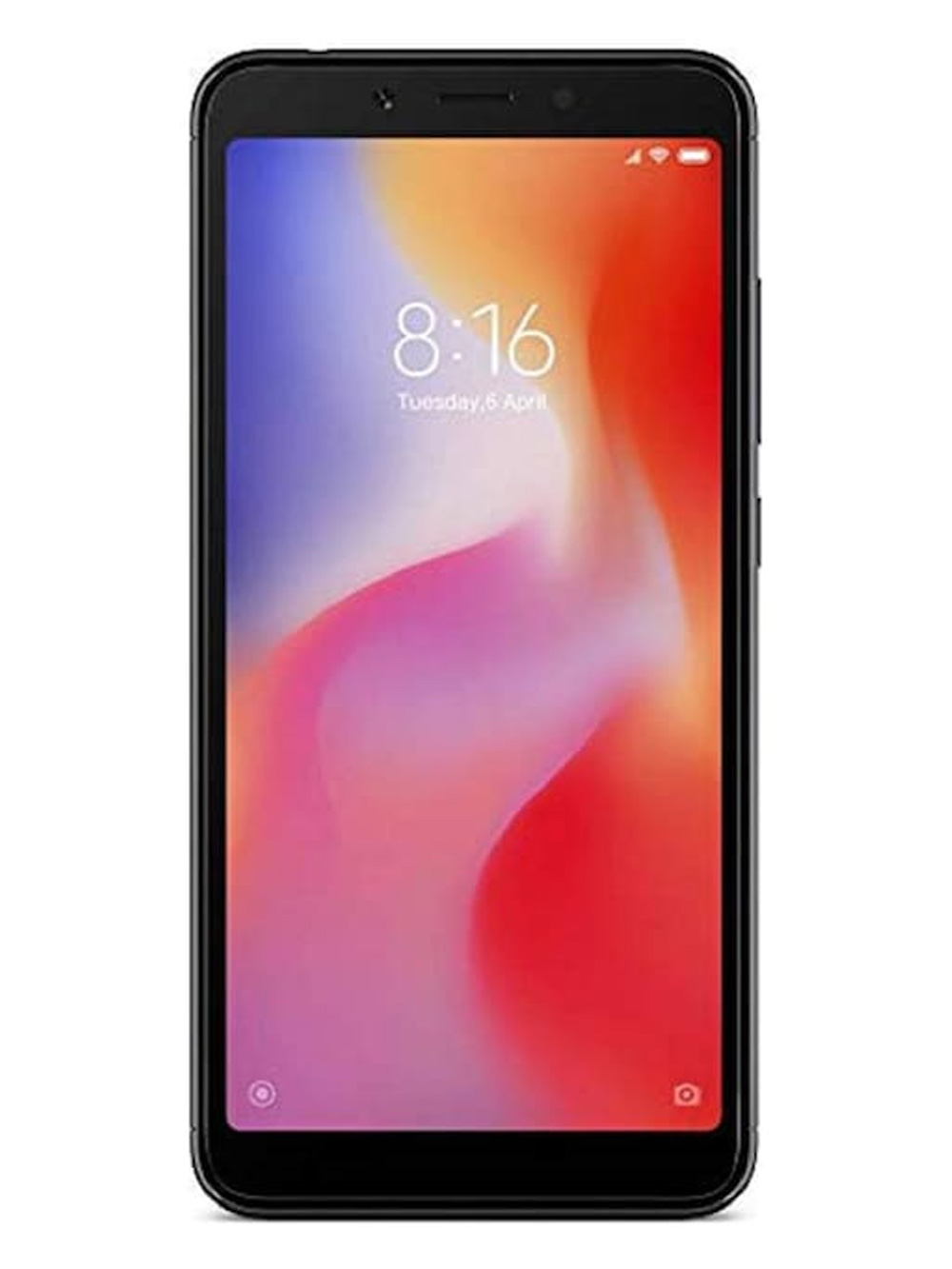 REDMI 6 3 GB 64 GB (Black)