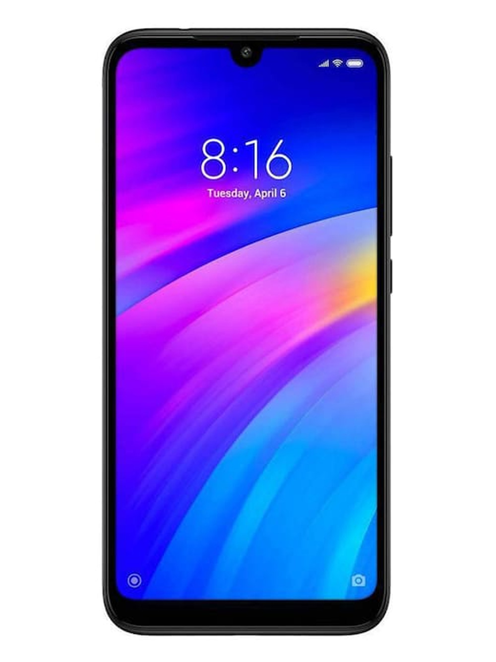 Redmi 7 2 GB 32 GB (Eclipse Black)