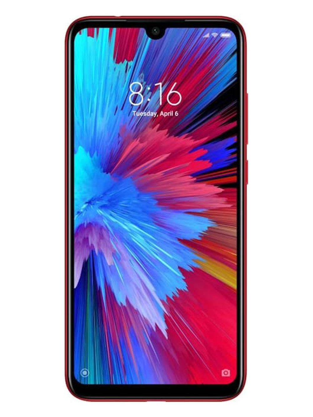 Redmi Note 7 3 GB RAM 32 GB ROM (Red)