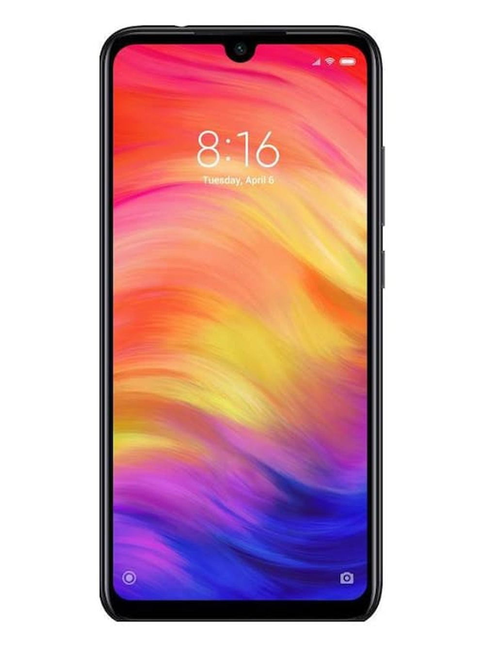 Redmi Note 7 Pro 4 GB 64 GB Space Black
