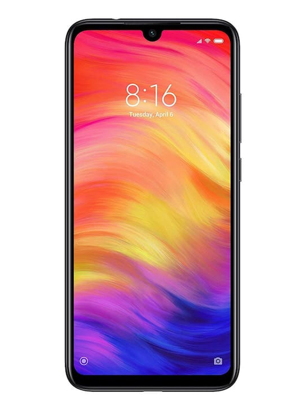 Redmi Note 7 Pro 6 GB 64 GB Space Black