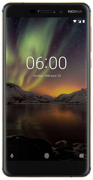 Nokia 6.1 2018 4 GB + 64 GB Blue Gold