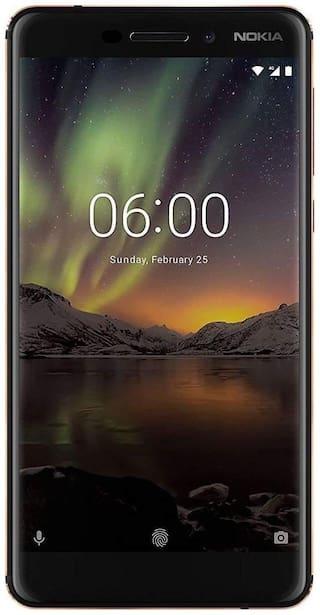 Nokia 6.1 32 GB Black