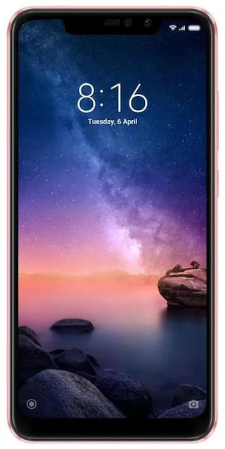 Redmi Note 6 Pro 6GB 64GB Rose Gold