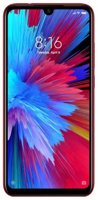 Redmi Note 7 4 GB 64 GB (Ruby Red)