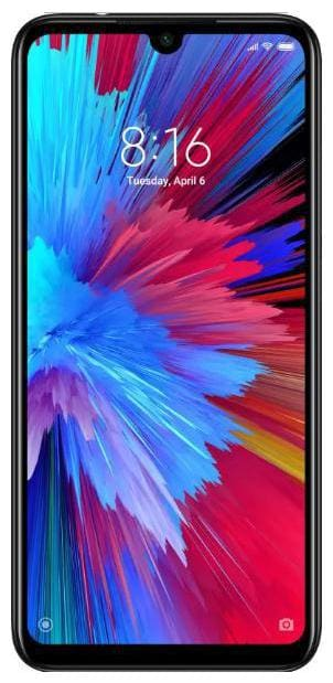 Redmi Note 7S 4 GB 64 GB Onxy Black