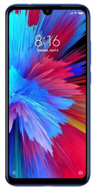 Redmi Note 7S 4 GB 64 GB Sapphire Blue