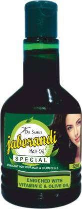Dr.Saha's Jaborandi Hair Oil Special