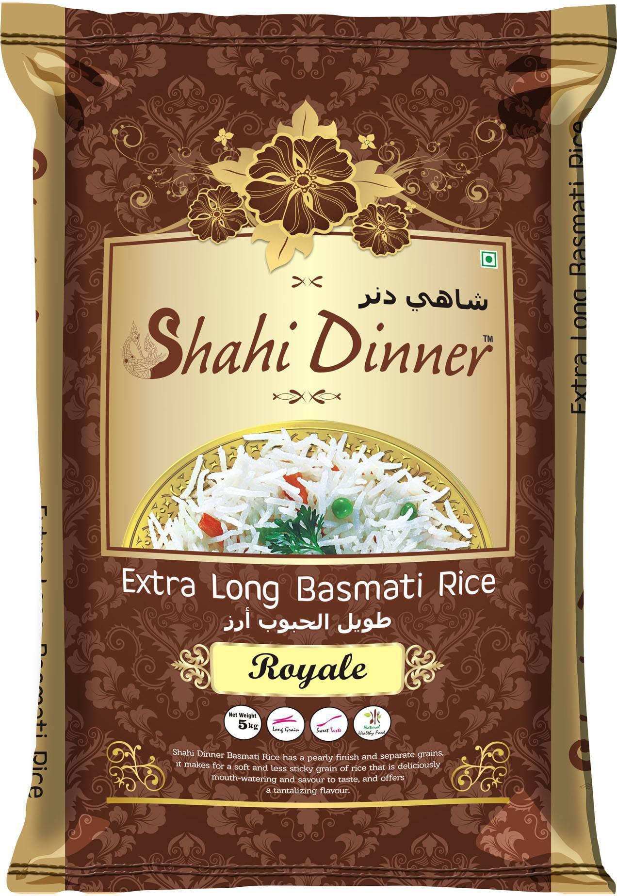Basmati Rice (Sahidinar)