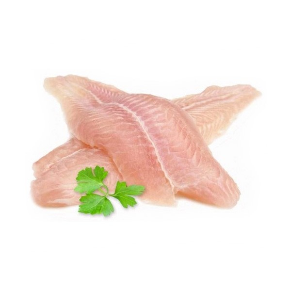 Bhetki fliet (17-18 pcs per KG from 3-4Kgs fish)