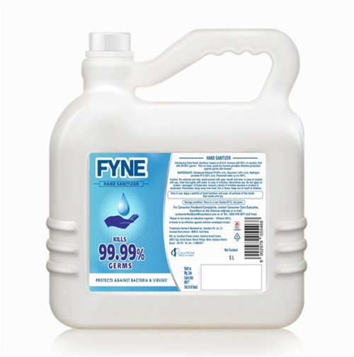 FYNE Hand Sanitizer