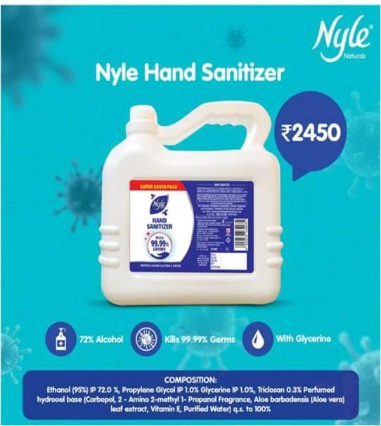 Kelvin Care Gel-Based Hand Sanitizer