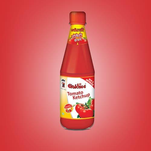 Tomato ketchup small