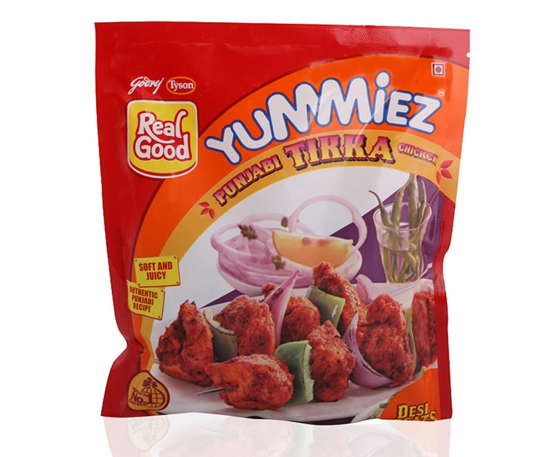 Chicken Punjabi Tikka-360 gm