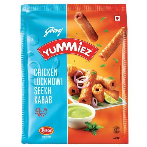 Chicken Lucknowi Seekh Kabab 245/-