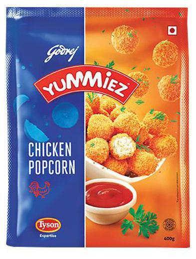 Chicken Popcorn 240/-