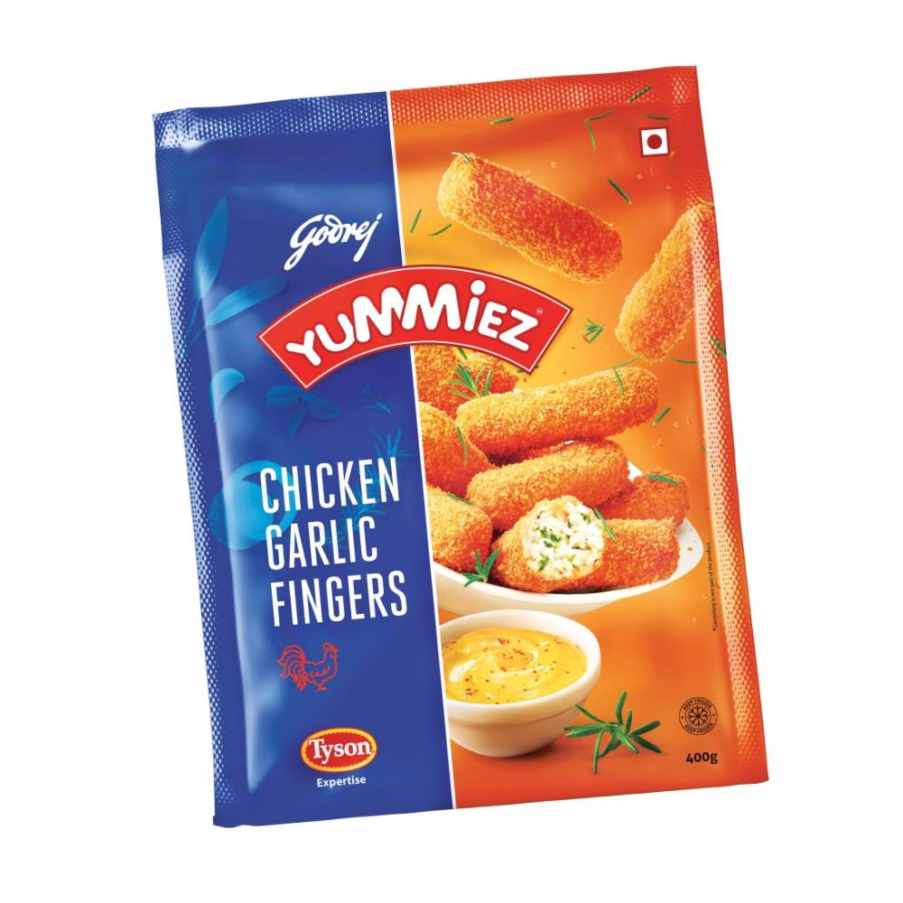 Chicken Garlic Fingers 235/-