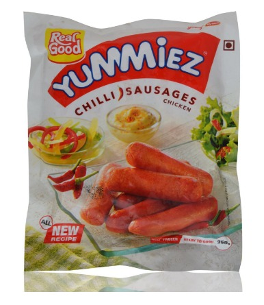 Chilli Sausages -250G New