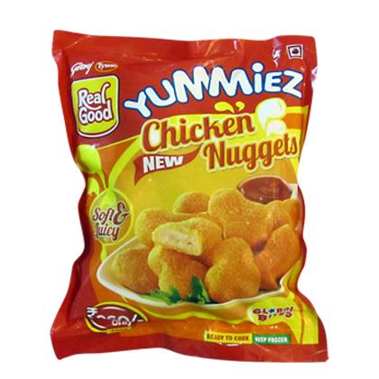 New Chicken Nuggets