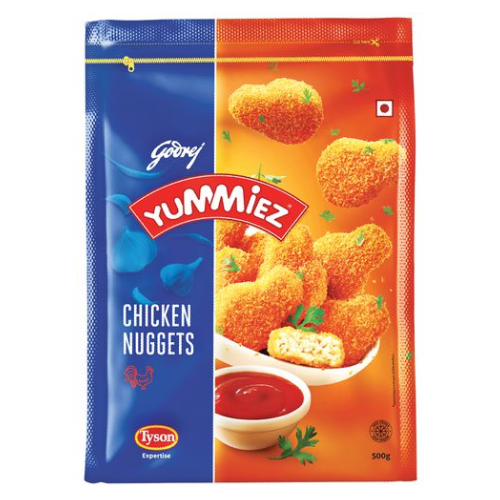 Chicken Nuggets (Zip locked) 275/-