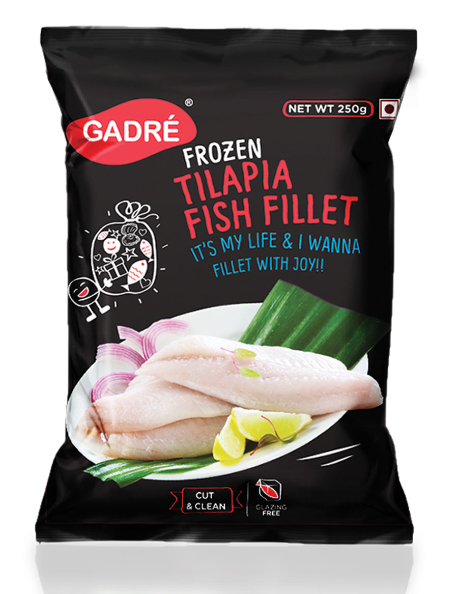 Tilapia Fish Fillet