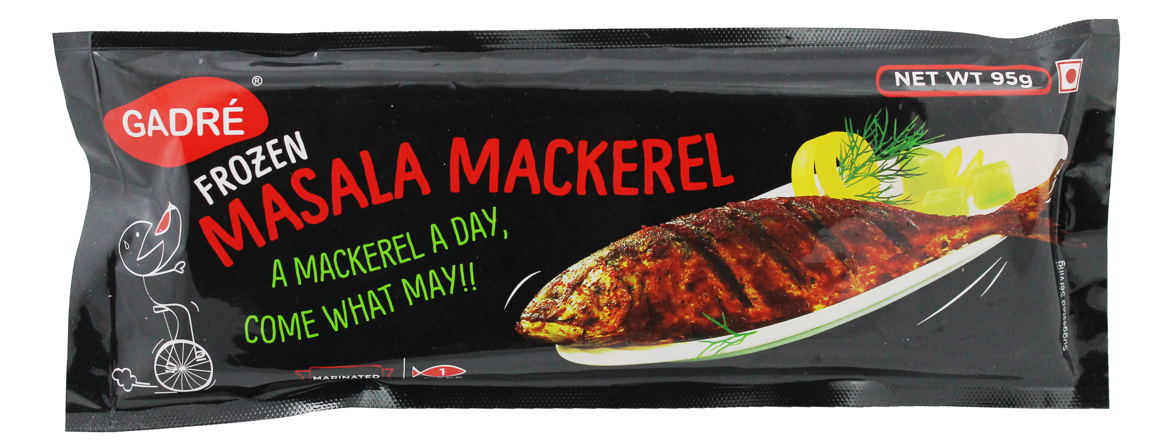 MASALA MACKEREL 95G