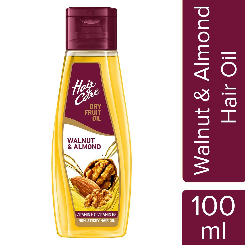 HAIR & CARE WALNUT & ALMOND