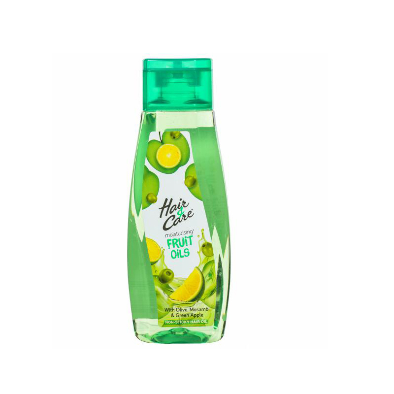 HAIR & CARE FRUIT OIL WITH MULTIVITAMINS