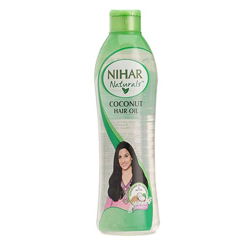 NIHAR COCONUT OIL, HAIR OIL