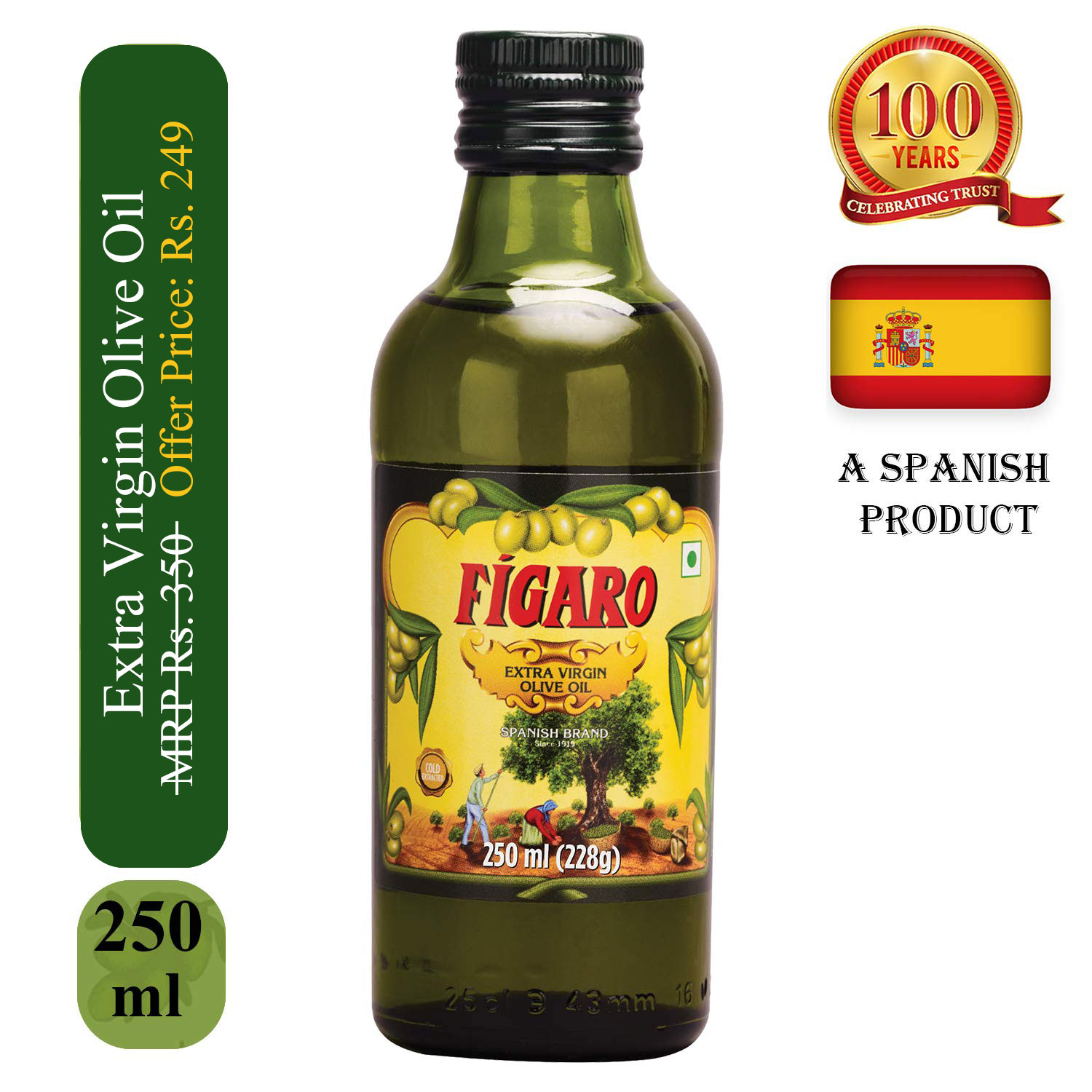 Figaro Extra Virgin Olive Oil