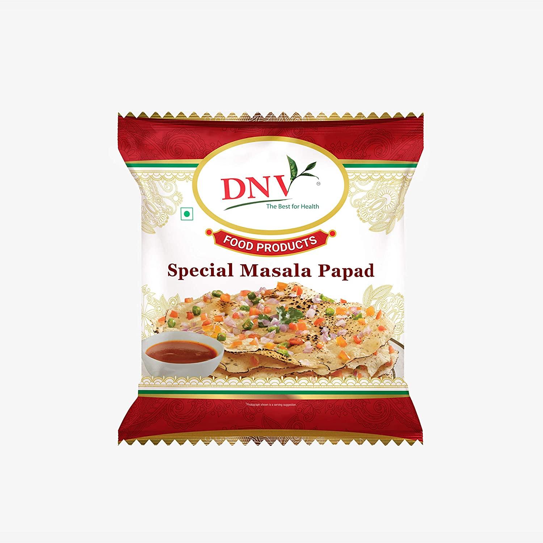 DNV SPECIAL MASALA PAPAD
