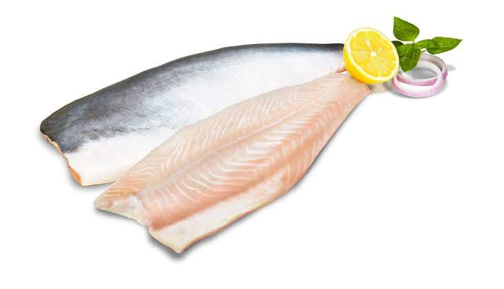 IMPORTED Trimmed BASA brand Golden Plus 2 Pcs/ 1 KG Pack