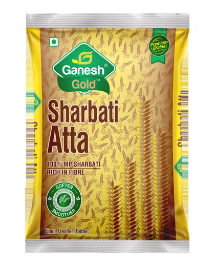 Ganesh Sharbati Atta