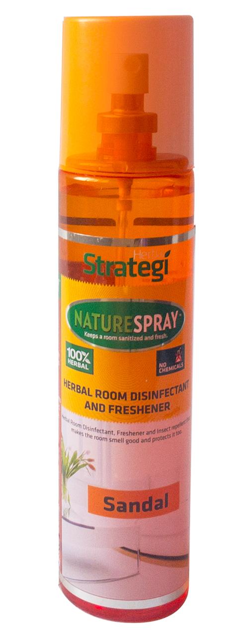 Herbal Room Disinfectant & Freshner NATURESPRAY-Sandal