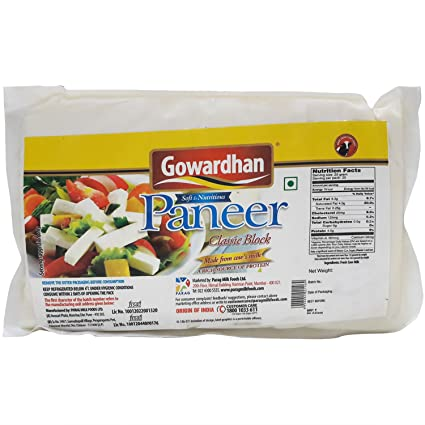 GO FRESH PANEER BLOCK