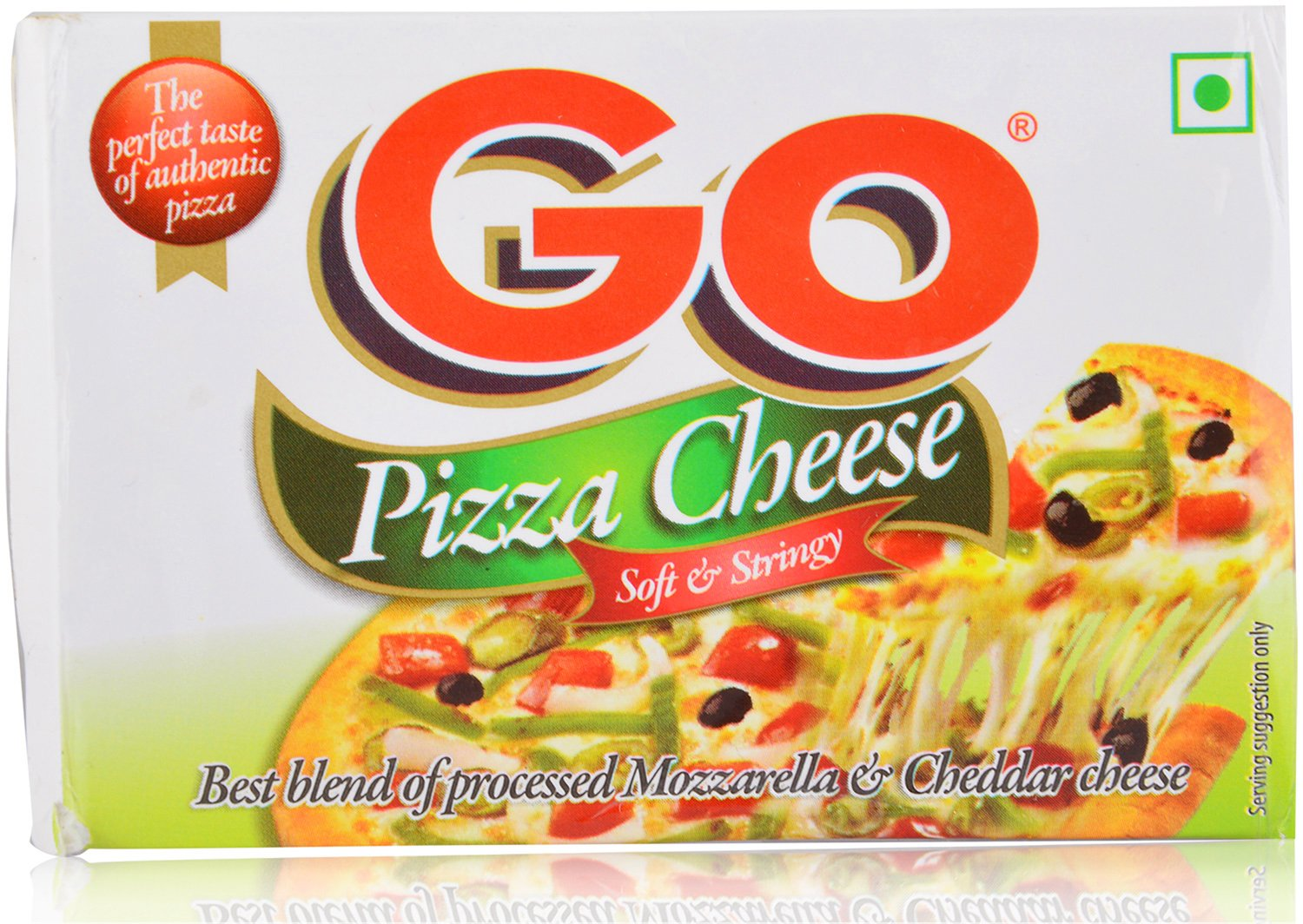 GO CHEESE PIZZA