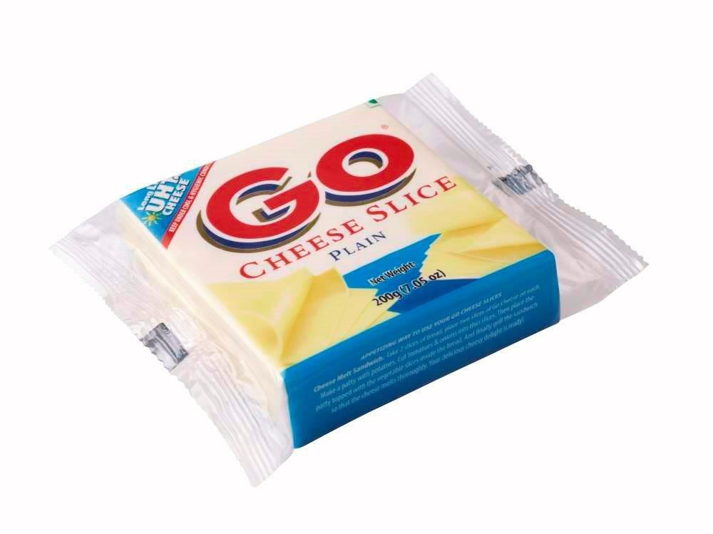 Go Cheese Slice Plain