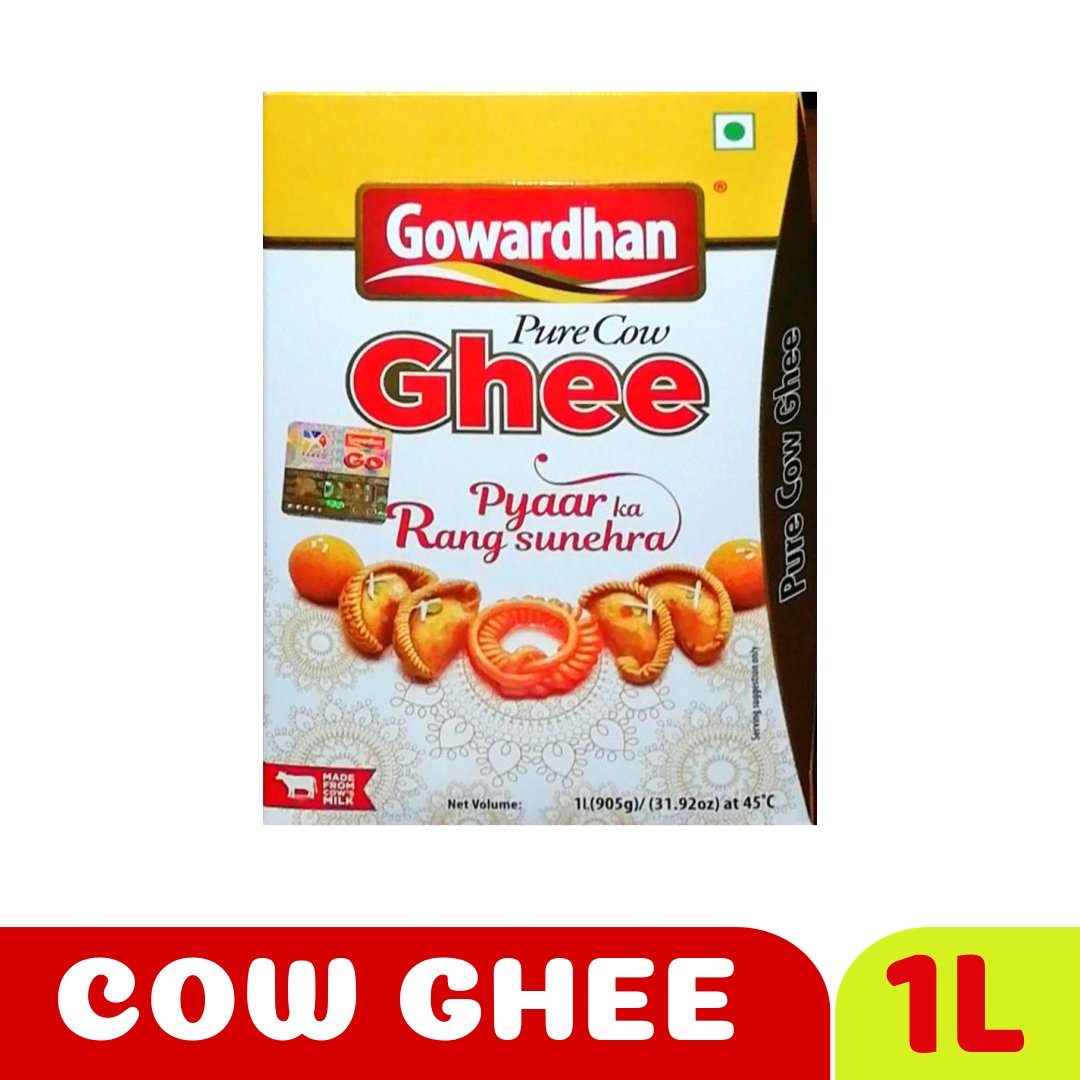 Gowardhan Cow Ghee