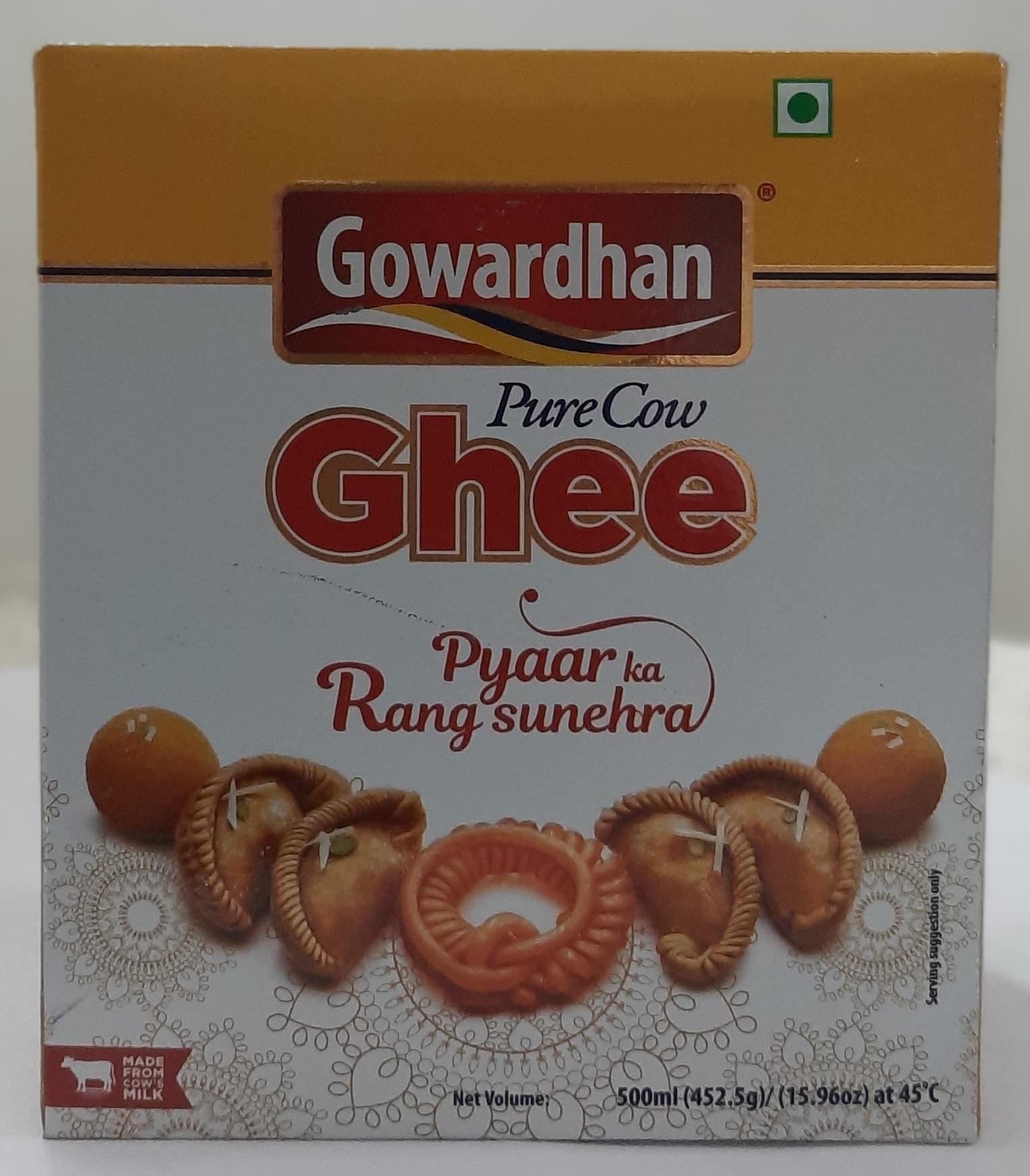 Gowardhan Cow Premium Ghee