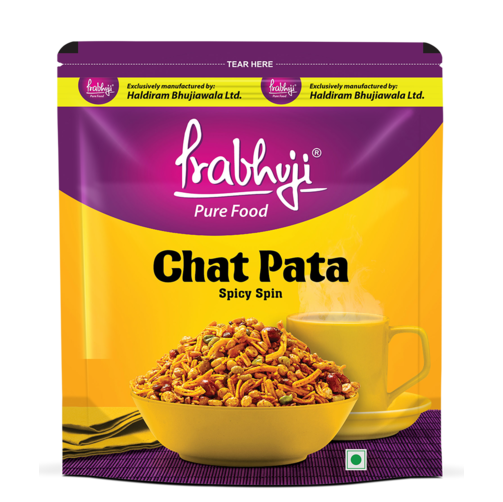Haldirams Chat Pata Spicy Spin