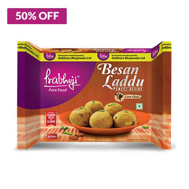 Besan Laddu 12P Box