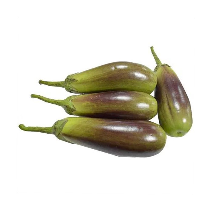 Brinjal Green Purple (Shyamla)