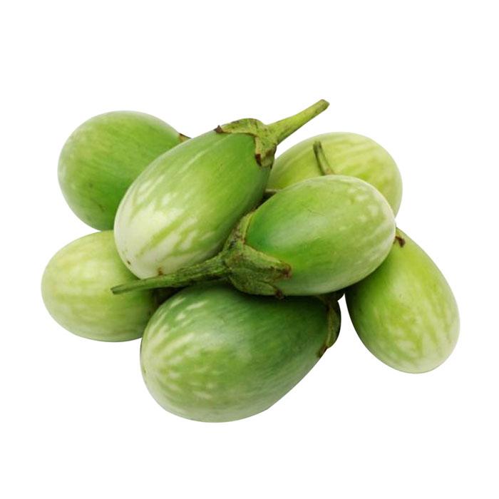 Brinjal / Green White (Makra)