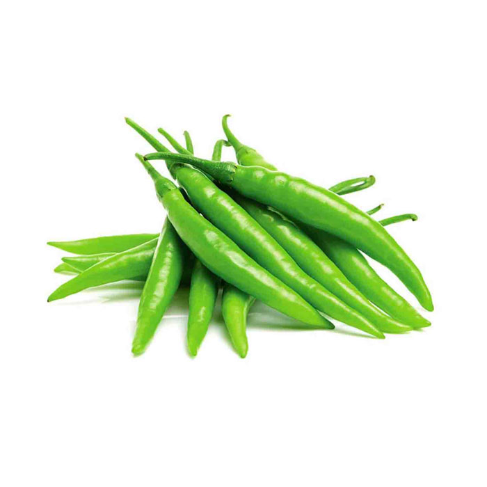 Green Chilli (long Green)