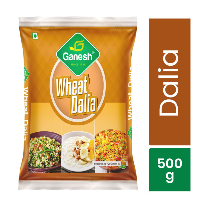Ganesh Wheat Dalia