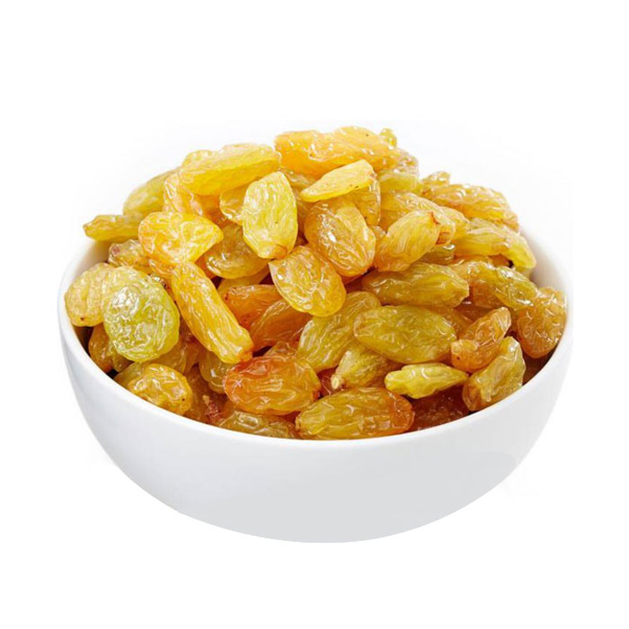 Raisins Dried yellow regular