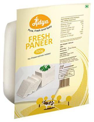 Adya Fresh Paneer