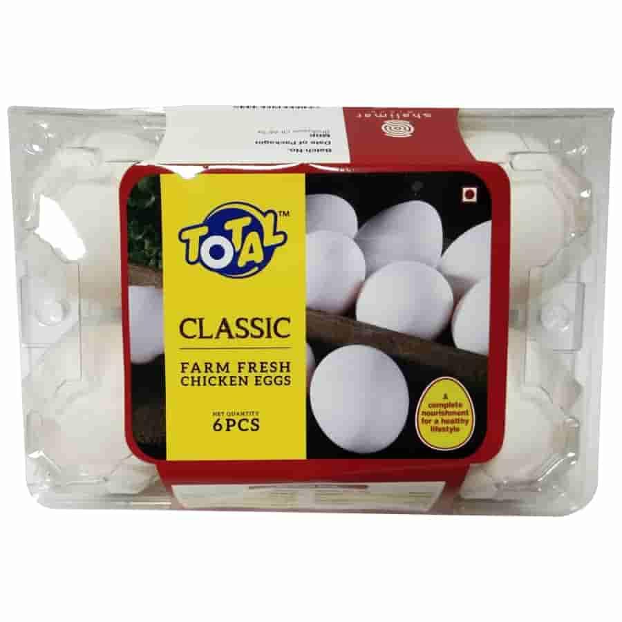 Total Classic egg