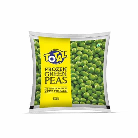 TOTAL FROZEN GREEN PEAS
